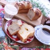 朝食付きポーセラーツレッスン
